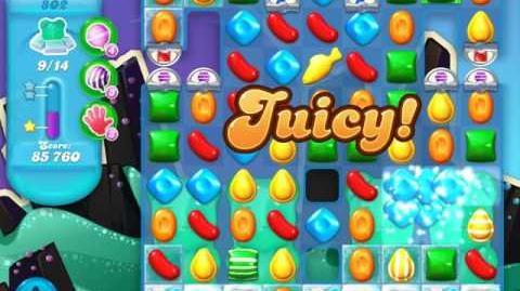 Candy Crush Soda Saga Level 802 (nerfed)