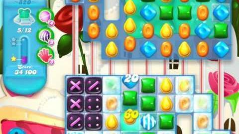 Candy Crush Soda Saga Level 820 (3 Stars)