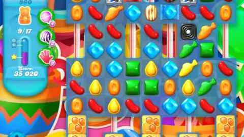 Candy Crush Soda Saga Level 860 (5th version)