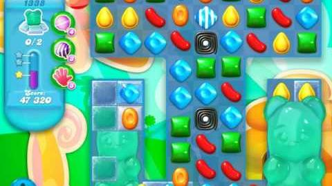 Candy Crush Soda Saga Level 1338 (4th version)