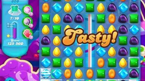 Candy Crush Soda Saga Level 620 (5th version)