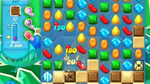 Candy Crush Soda Saga Level 997 (2nd buffed)