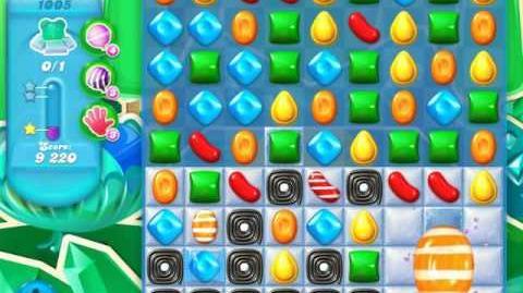 Candy Crush Soda Saga Level 1005 (2nd buffed)