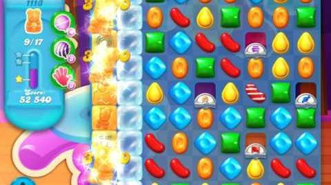 Candy Crush Soda Saga Level 1113 (8th version)
