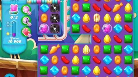 Candy Crush Soda Saga Level 1226 (nerfed, 3 Stars)