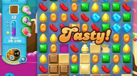Candy Crush Soda Saga Level 1275 (buffed, 3 Stars)