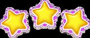 3stars (hard level)