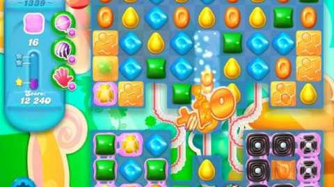 Candy Crush Soda Saga Level 1339 (3 Stars)