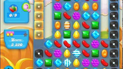 Candy Crush Soda Saga Level 161(3 Stars)