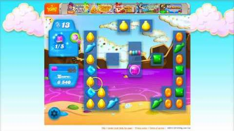 Candy Crush Soda Saga Level 17