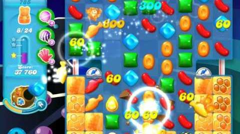 Candy Crush Soda Saga Level 785 (4th version)