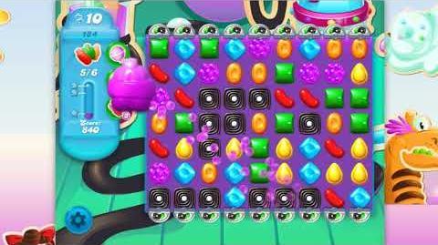 Candy Crush Soda Saga - Level 184 - No boosters