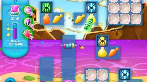 Candy Crush Soda Saga Level 17 (3rd version, 3 Stars)