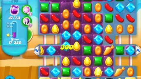 Candy Crush Soda Saga Level 399 (3 Stars)