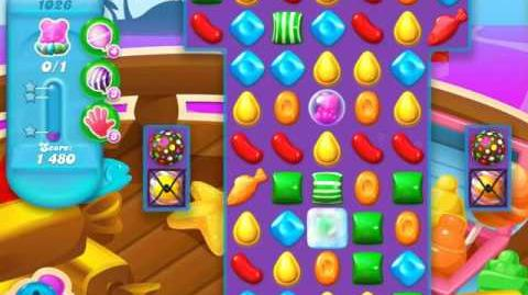 Candy Crush Soda Saga Level 1026 (3 Stars)