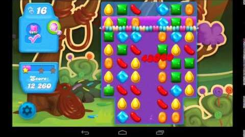 Candy Crush Soda Saga Level 11 - 3 Star Walkthrough