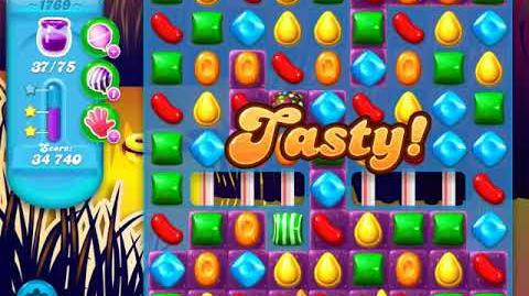 Candy Crush Soda Saga Level 1769 (3 Stars)