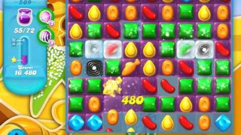 Candy Crush Soda Saga Level 509 (3 Stars)