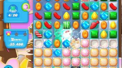 Candy Crush Soda Saga Level 70 (2nd nerfed, 3 Stars)