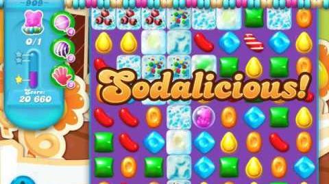 Candy Crush Soda Saga Level 909 (3 Stars)