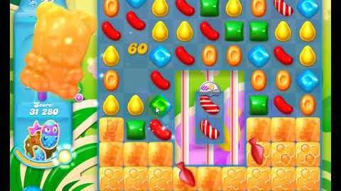 Candy Crush Friends Group SODA Level 327 3Stars 1st Update 291017