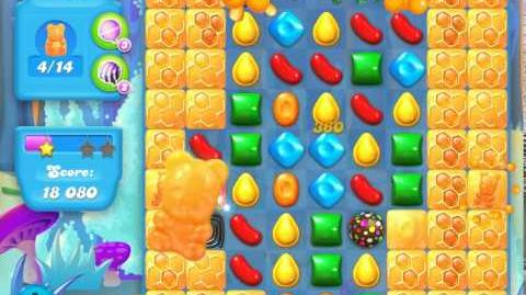 Candy Crush Soda Saga Level 148 (buffed, 3 Stars)