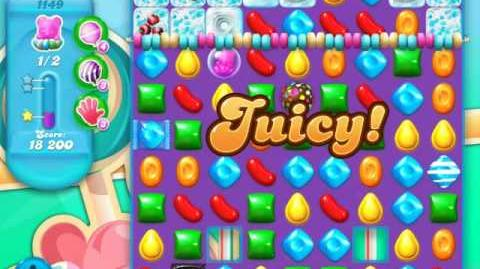 Candy Crush Soda Saga Level 1149