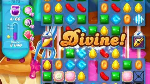 Candy Crush Soda Saga Level 1885