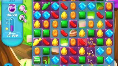 Candy Crush Soda Saga Level 595