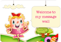 Welcome to my message wall CCSS