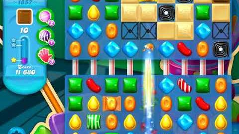 Candy Crush Soda Saga Level 1857 (3 Stars)