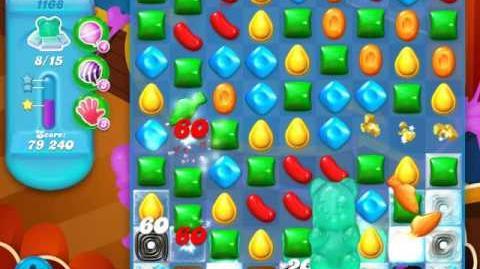 Candy Crush Soda Saga Level 1168