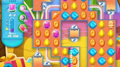 Candy Crush Soda Saga Level 1466