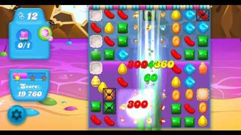 Candy Crush Soda Saga Level 30