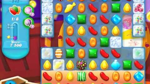 Candy Crush Soda Saga Level 542 (3 Stars)