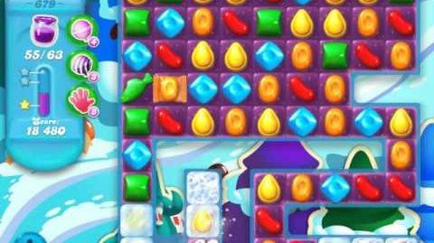 Candy Crush Soda Saga Level 679 (3 Stars)