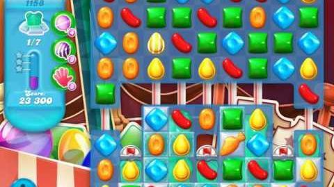 Candy Crush Soda Saga Level 1158 (3 Stars)