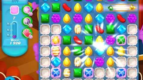 Candy Crush Soda Saga Level 1171