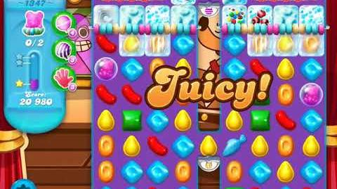 Candy Crush Soda Saga Level 1347 (2nd nerfed)