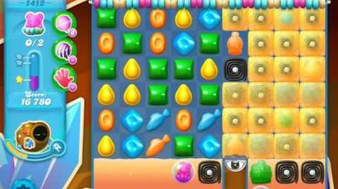 Candy Crush Soda Saga Level 1412