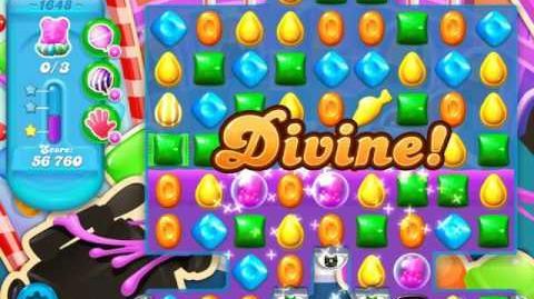 Candy Crush Soda Saga Level 1648