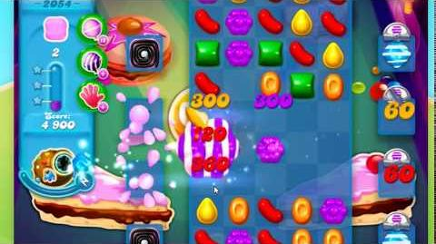 Candy Crush Soda Saga Level 2054 ***