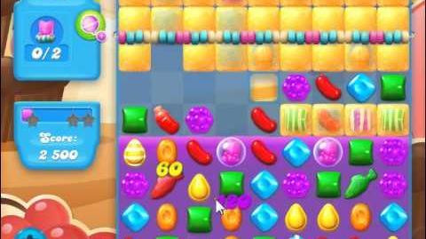 Candy Crush Soda Saga Level 98