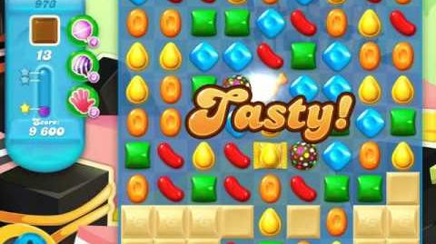 Candy Crush Soda Saga Level 973 (3rd version)