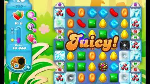Candy Crush Friends Group SODA Level 320 3Stars Update 291017