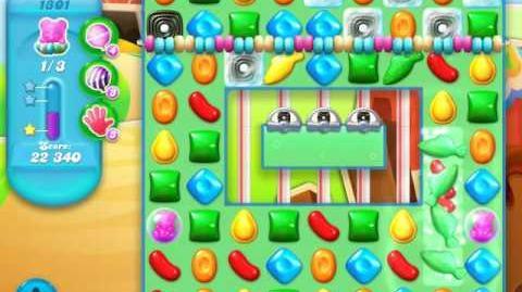 Candy Crush Soda Saga Level 1301