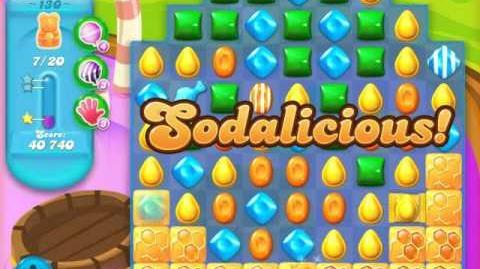 Candy Crush Soda Saga Level 130 (9th version)
