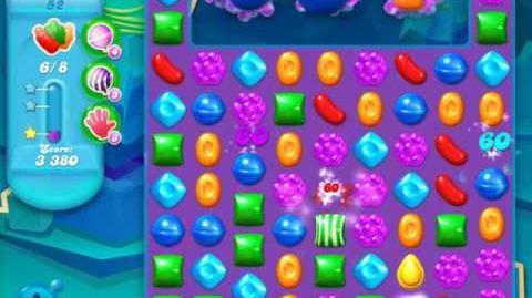 Candy Crush Soda Saga Level 52 (3rd version, 3 Stars)