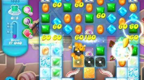 Candy Crush Soda Saga Level 1008 (4th version)