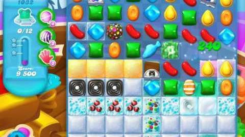 Candy Crush Soda Saga Level 1032 (2nd buffed, 3 Stars)
